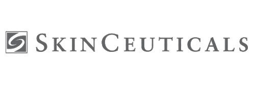 Skinceuticals Grayscale Logo Credibility Bar